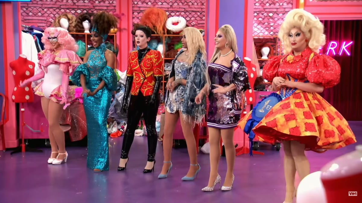 RuPaul's Drag Race loses a little luster the second time around