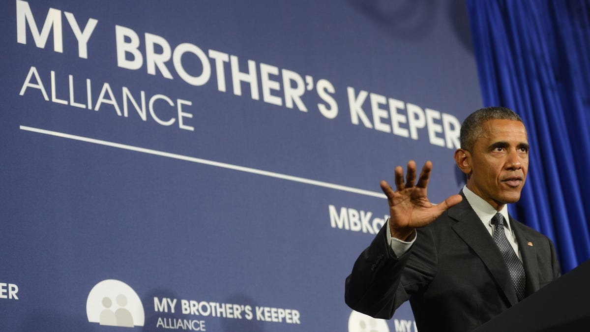 My Brother's Keeper Alliance, ESPN Launch Mentorship Program for Boys and Young Men of Color