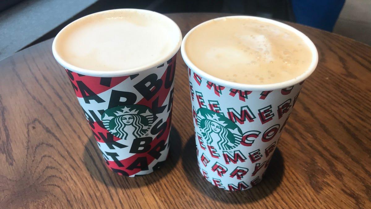 Starbucks tiene dos nuevas bebidas veganas, pero solo una sale victoriosa thumbnail
