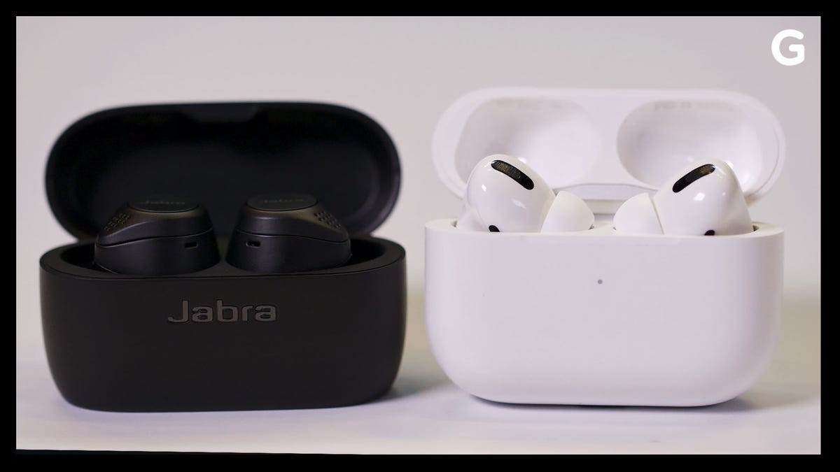 How Jabra's Amazing New Earbuds Measure Up to AirPods Pro