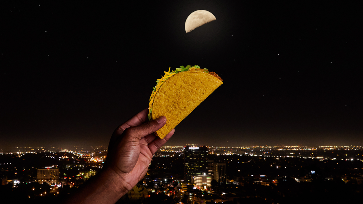 Taco Bell's global taco moon giveaway it's biggest yet
