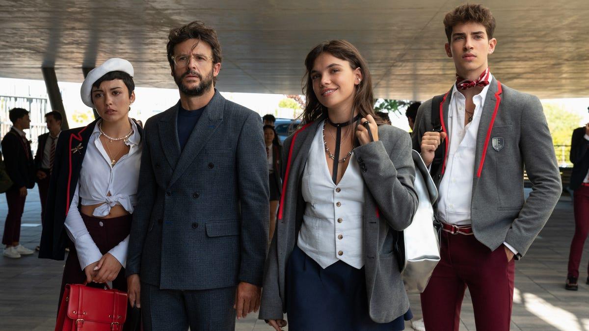 Season 4 of Netflix's Elite premieres on June 18