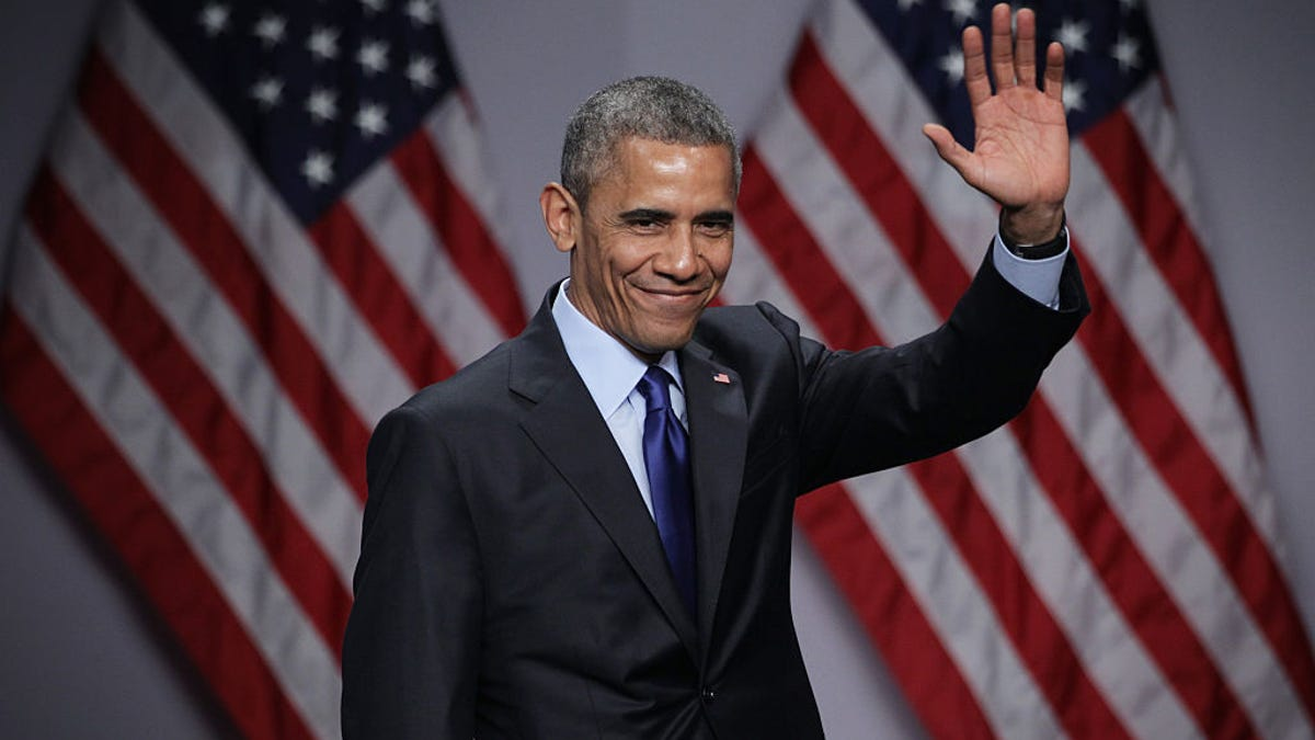 Barack Obama is Helping His Old Friend Joe Biden Evict Mr. Trump