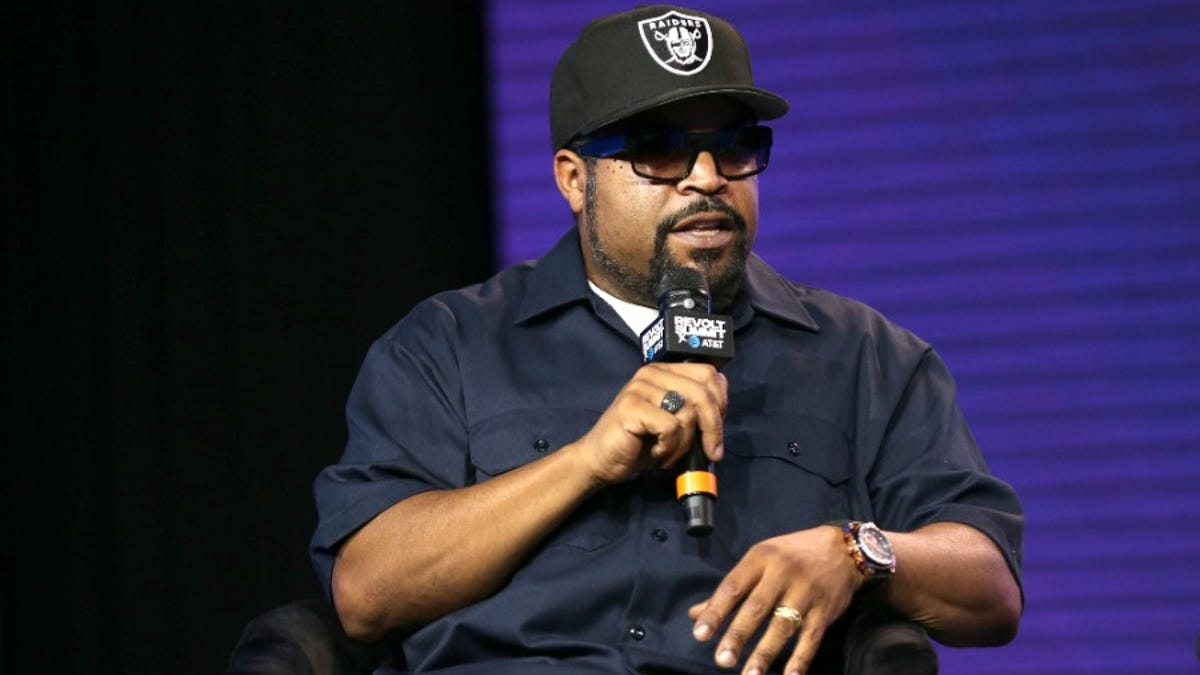 Ice Cube Working With the Trump Administration Was Dumb and Naive. Here's Why