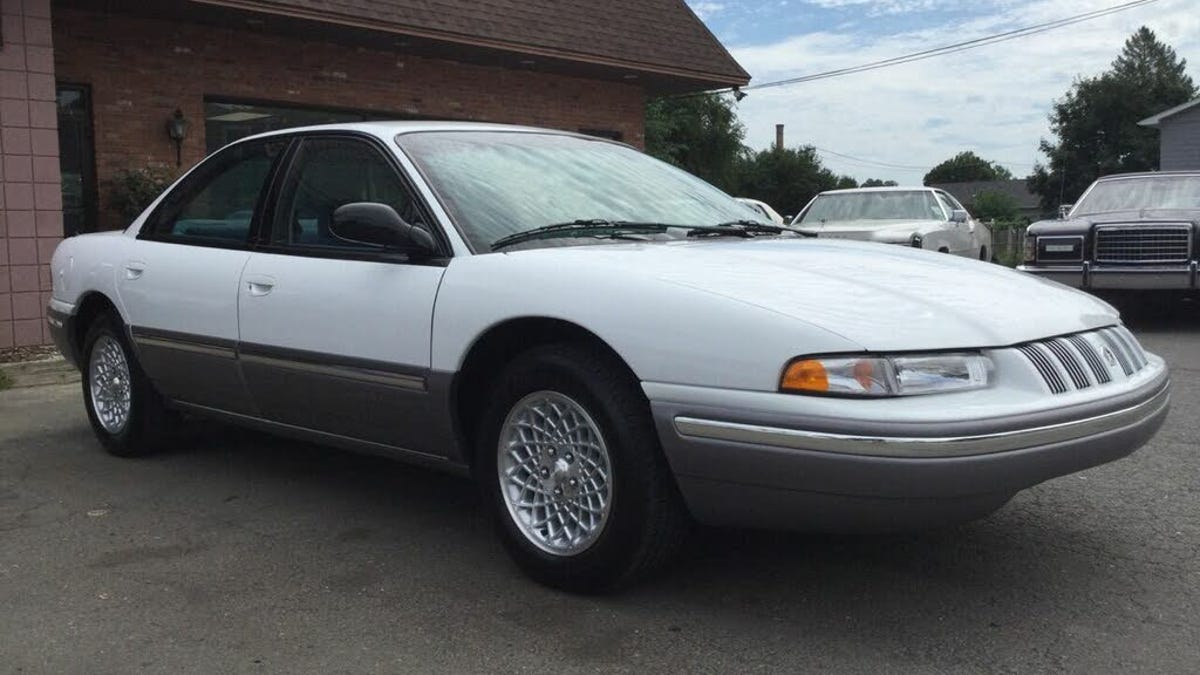 At $10,995, Is This Museum-Quality 1994 Chrysler Concorde A Deal?