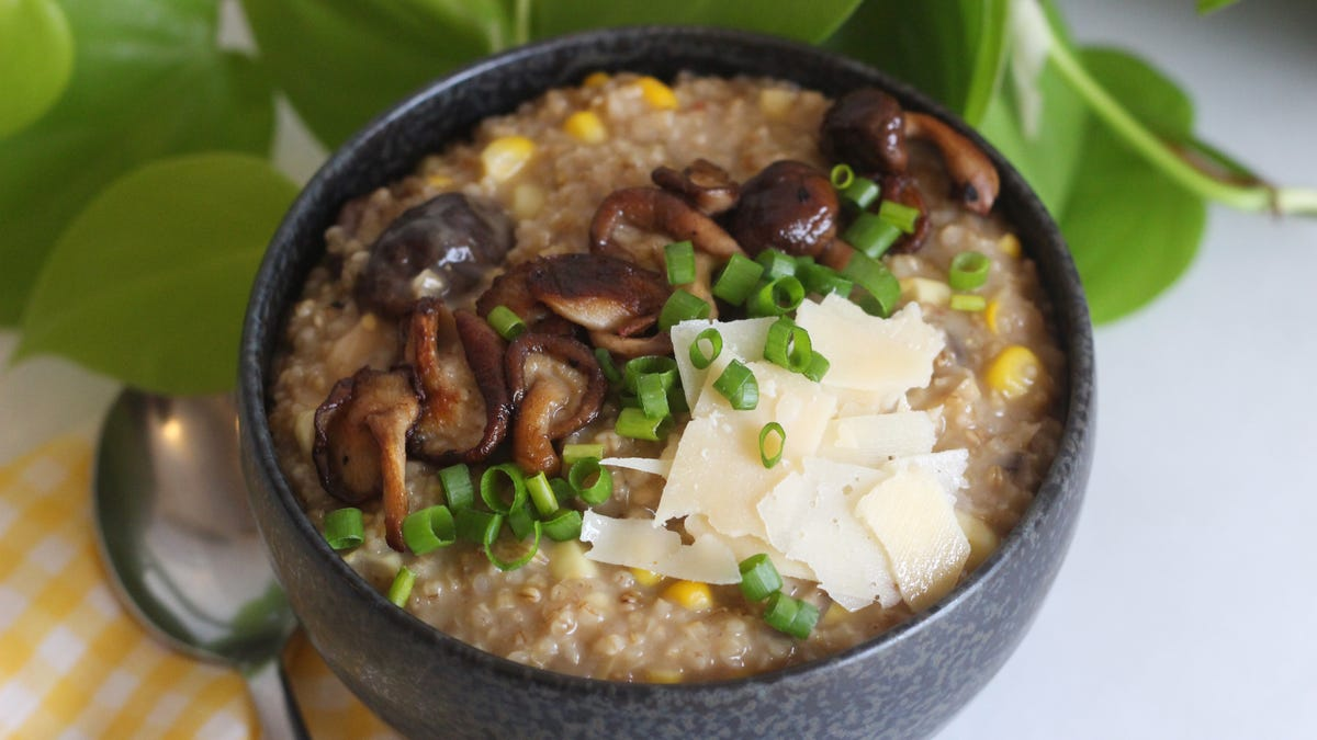 Improve Your Oatmeal by Treating It Like Risotto