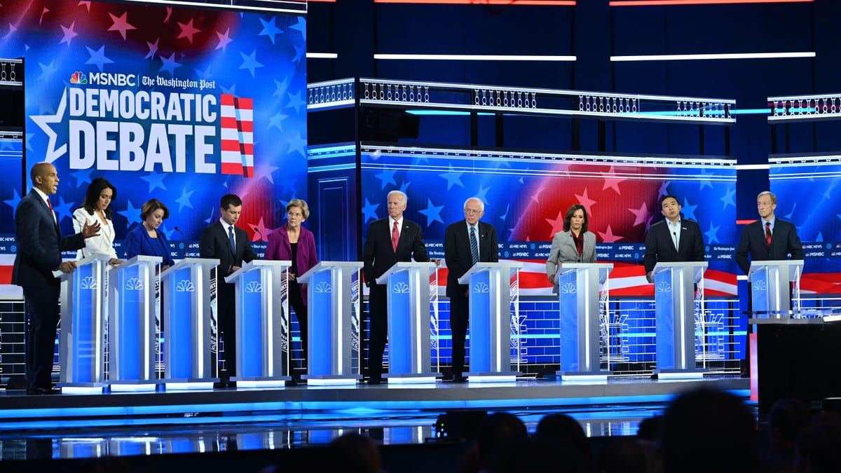 The Best and Worst Moments From Last Night's Democratic Debate