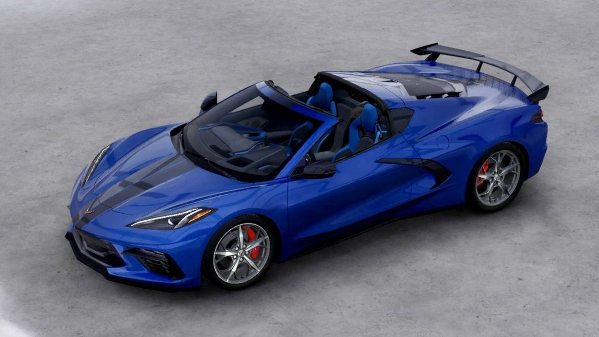 Chevy Removes Two Of The Most Popular Corvette Options After Virus Impacts Suppliers