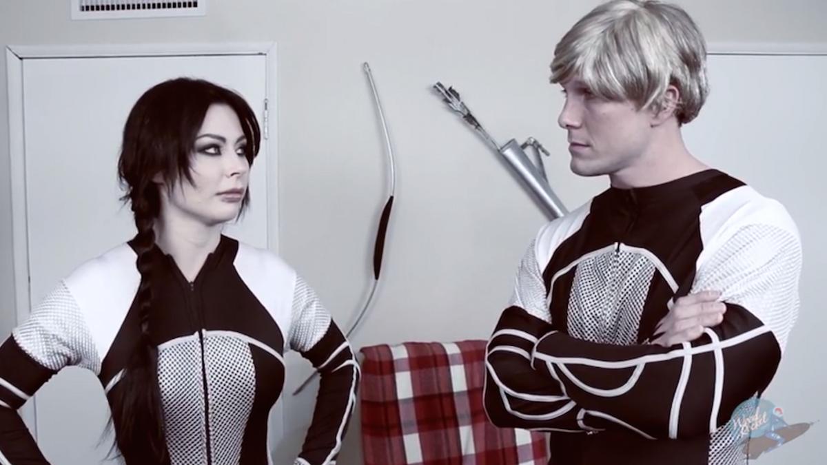 Parody: Effie Trinket The Hunger Games - Imgflip