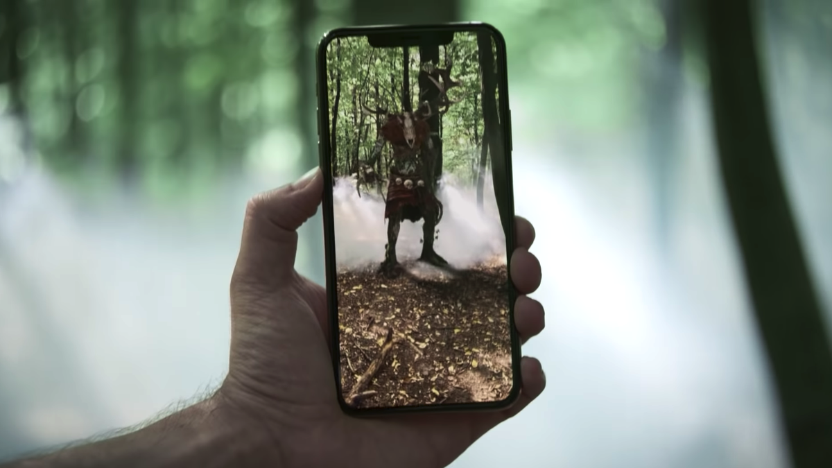 Un juego de The Witcher al estilo Pokémon Go llegará gratis a iPhone y Android para cazar monstruos