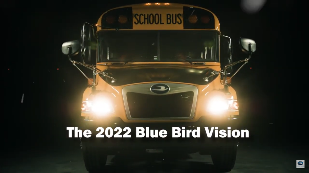 Blue Bird's New 7.3-Liter School Bus V8 From Ford Proves That Maintenance Is Key