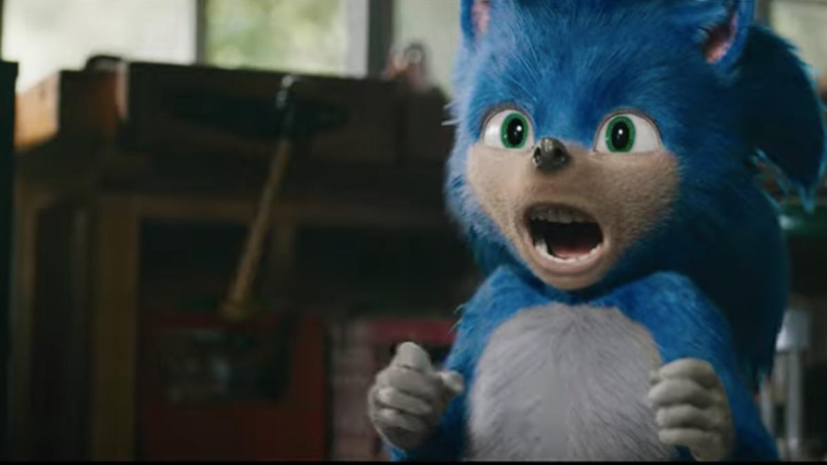 The Sonic The Hedgehog Movie Looks... Uh...