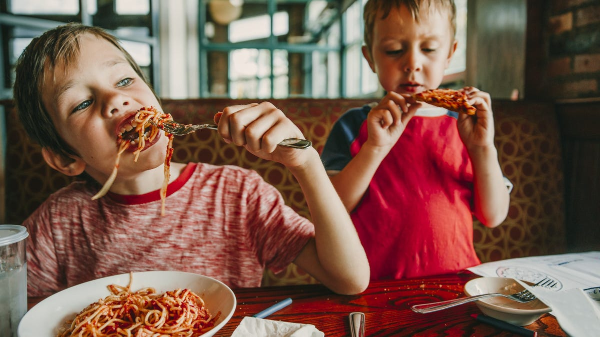 Stop Letting Your Kids Pick the Restaurant