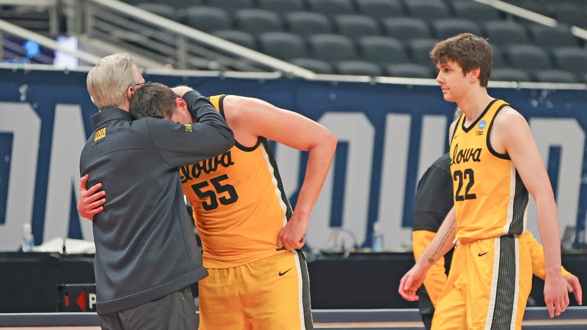 The Big Ten is a joke, as Michigan is the conference's lone hope left in the NCAA Tournament
