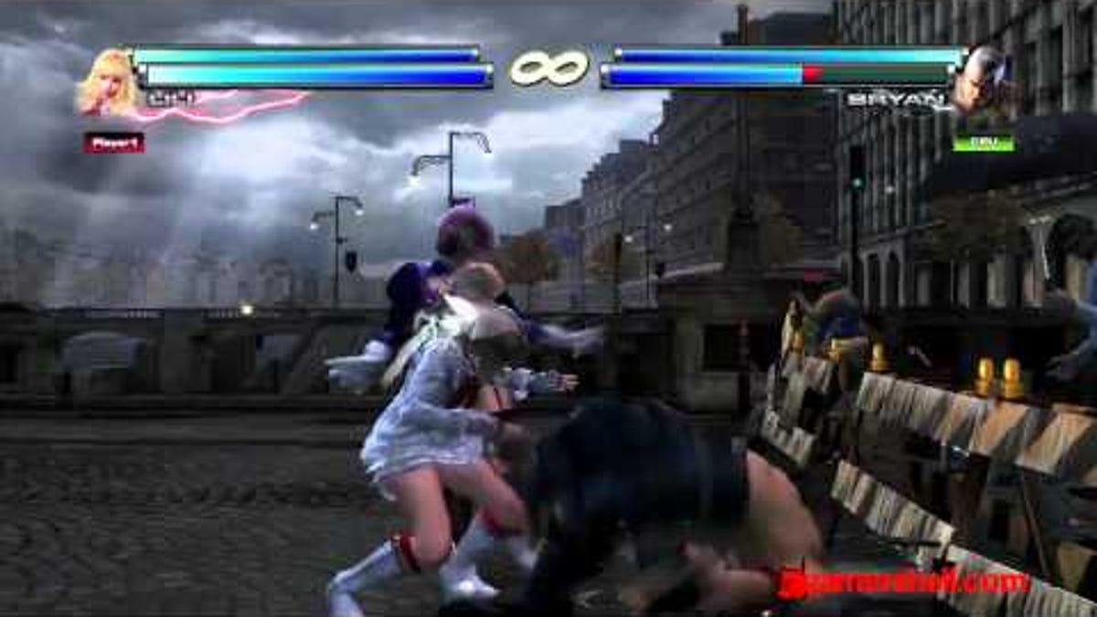 Tekken 2 Movie Trailer Download