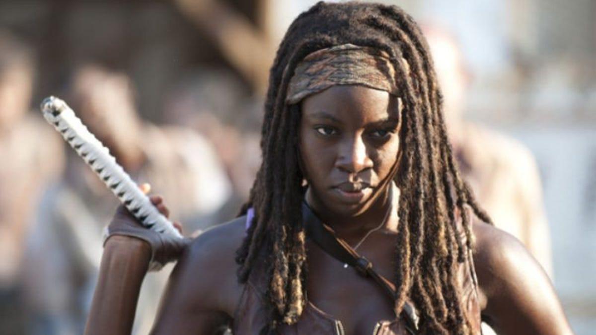 Walking Dead's Danai Gurira to play Tupac's mom in his biopic
