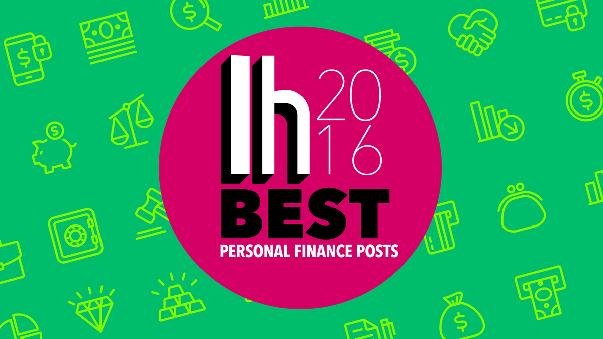 Most Popular Personal Finance Posts of 2016