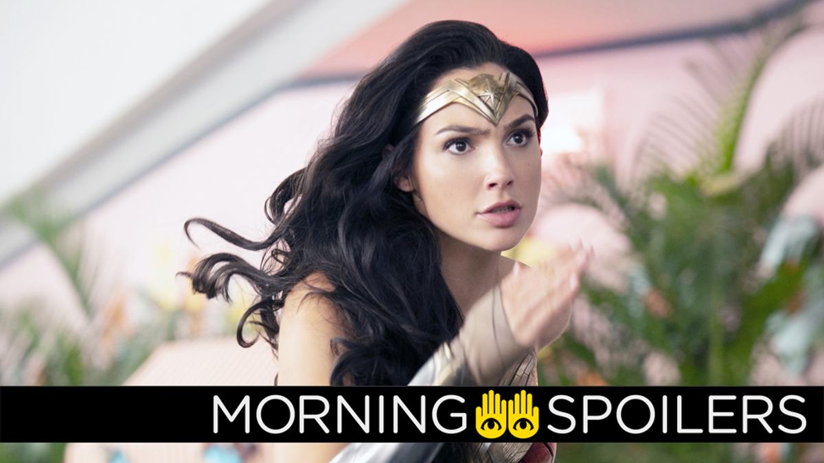 Updates From Wonder Woman 3, The Eternals, and More