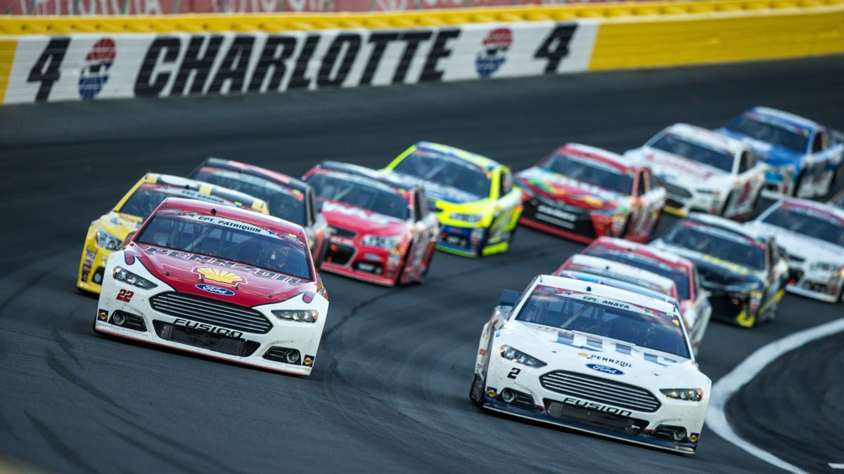 How to Watch NASCAR's Coca-Cola 600 on Sunday