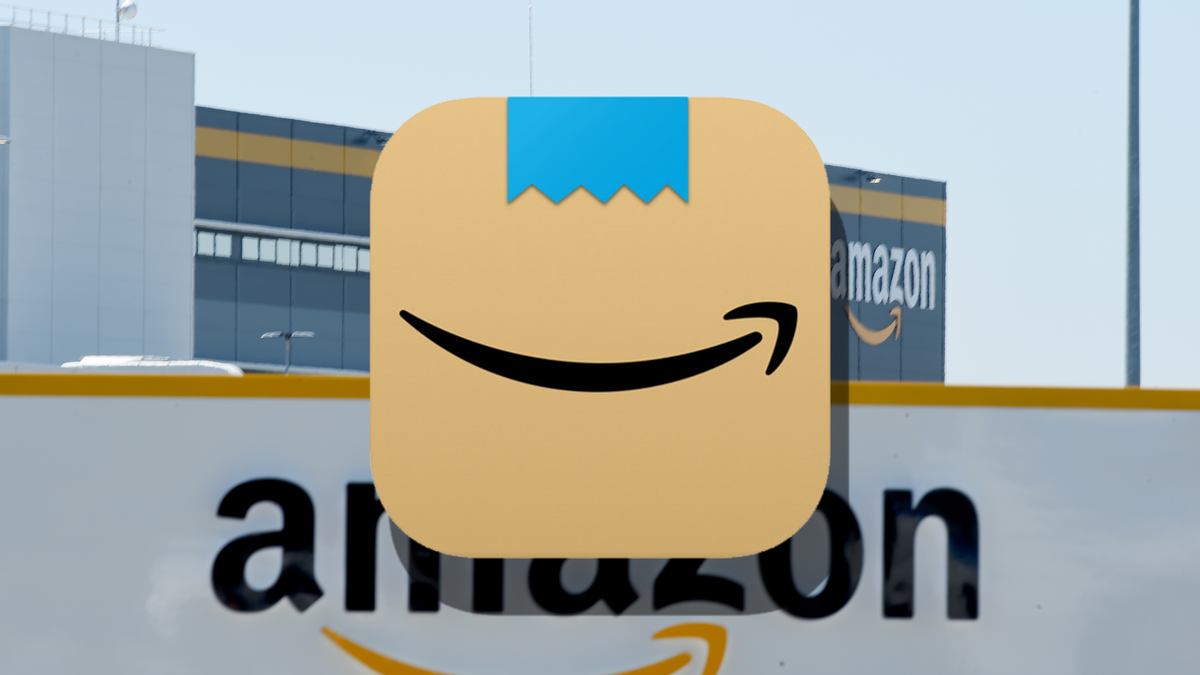Amazon Rolls Back Icon That Was a Little Too, Uh, Below the Nose