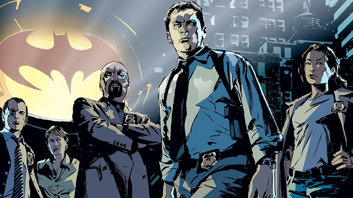 The Batman Universe Will Expand With an HBO Max Cop Show