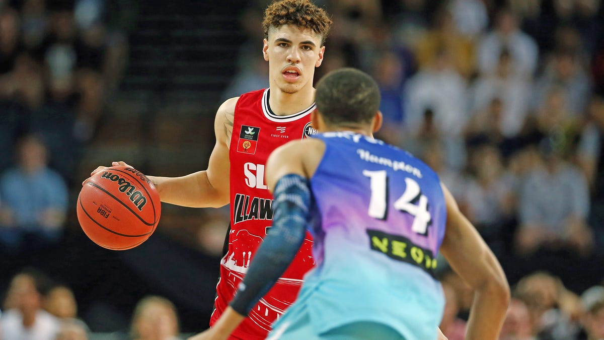 Lamelo Ball Has Become The Ncaa S Worst Nightmare