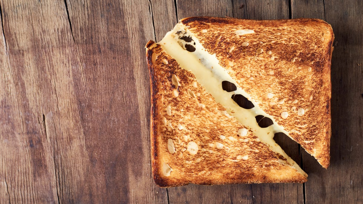 Don't Cook Your Grilled Cheese in Mayonnaise