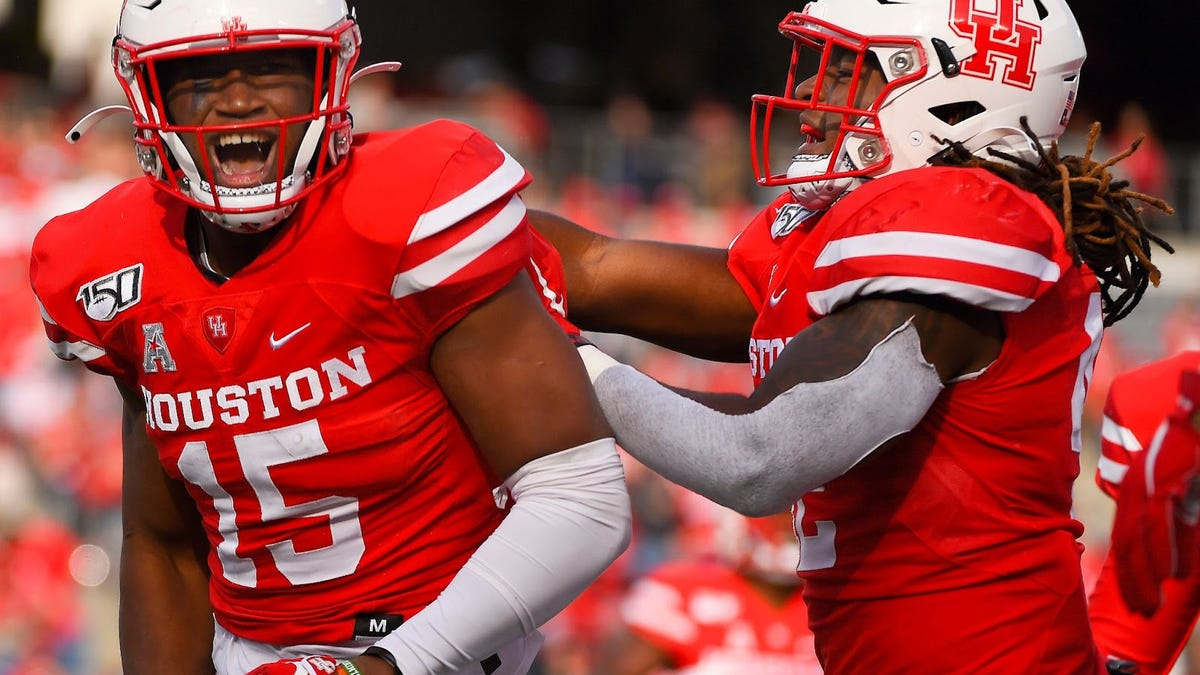 Ex-Houston LB Zamar Kirven charged with murdering high school teammates