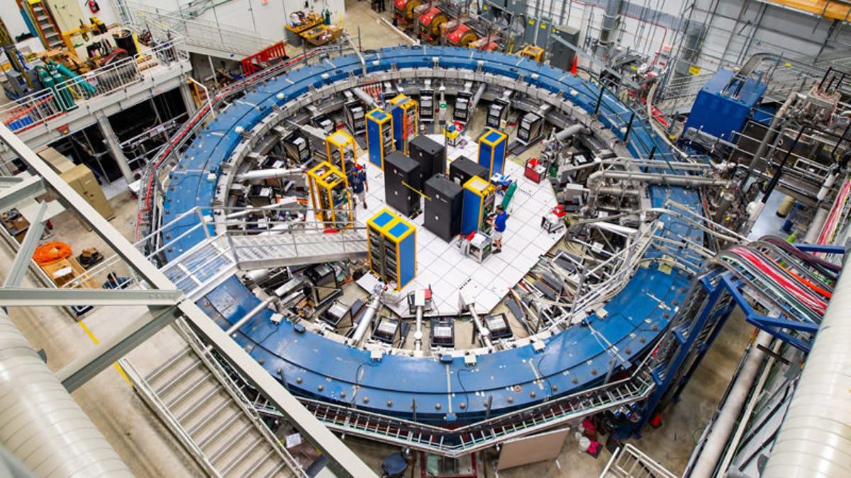 Physics Mystery Gets Even Deeper After Long-Awaited Muon Reveal