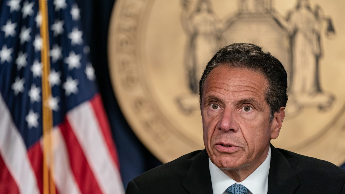Cuomo Is Trying to Master the #MeToo Kinda Apology
