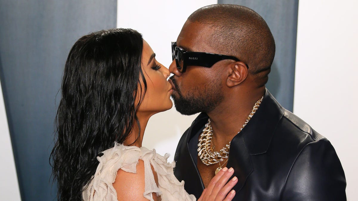 Kim Kardashian and Kanye West Are Apparently Arguing Quite a Lot