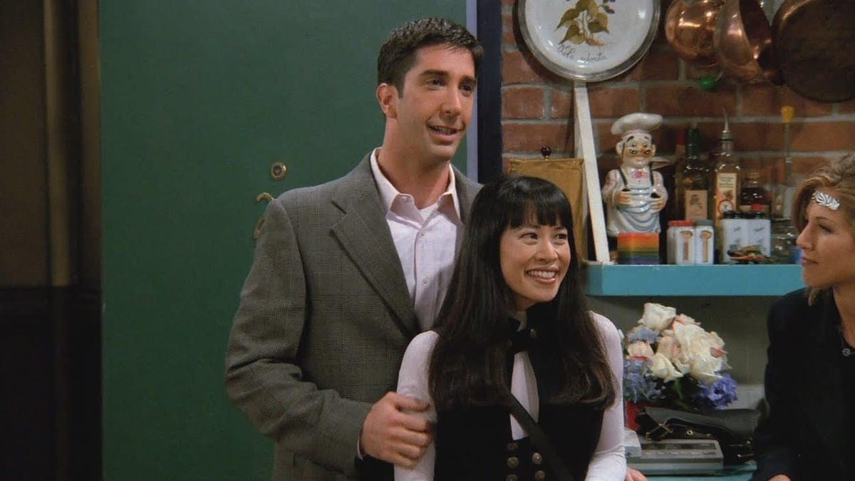 David Schwimmer Says He Pushed for More Diversity on Friends