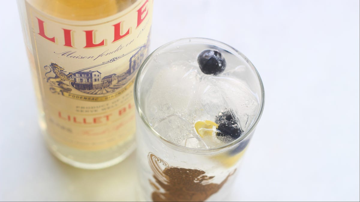 Add a Little Lillet to Your Gin & Tonic