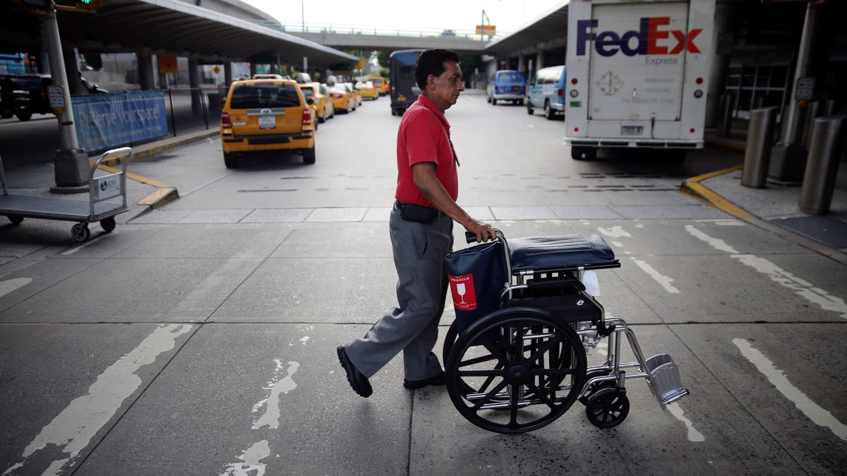 What to Do When an Airline Damages Your Wheelchair or Scooter
