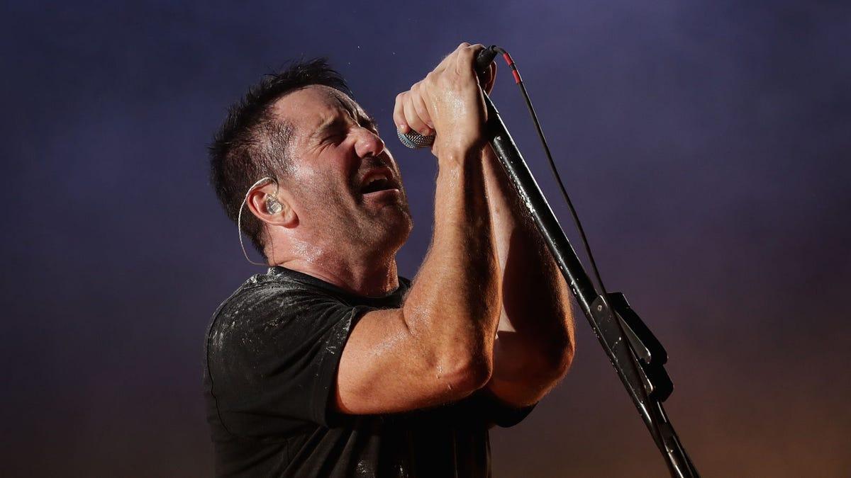 Nine Inch Nails publica dos nuevos álbumes completamente gratis para ayudarte a llevar la cuarentena