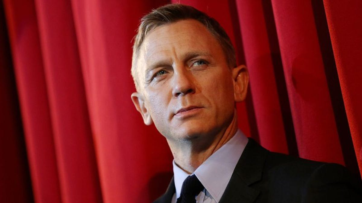 Today Daniel Craig officially becomes the second-longest-tenured James Bond