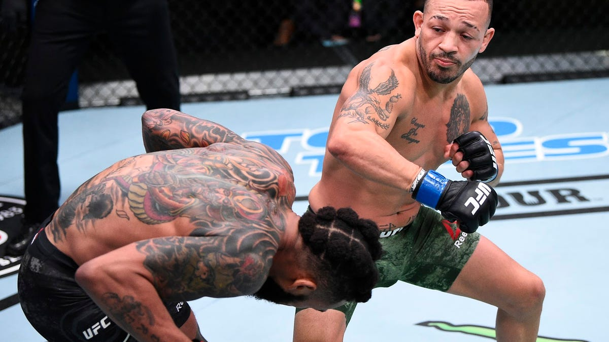 UFC fighter Irwin Rivera arrested for attempted murder; reportedly said, 'I killed my sisters'