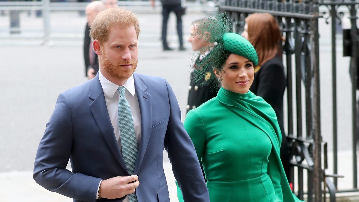 It Seems the President Isn't Happy About Prince Harry and Meghan Markle's New U.S. Residence