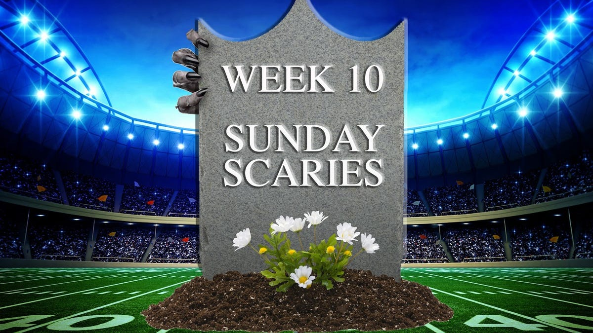 Sunday Scaries: The Week 10 bets to avoid