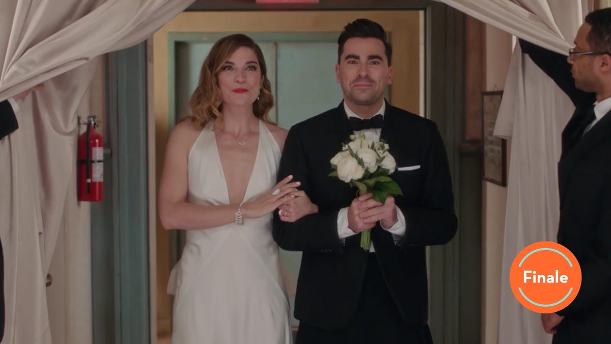 Review: Schitt's Creek leaves us with a variety of happy endings