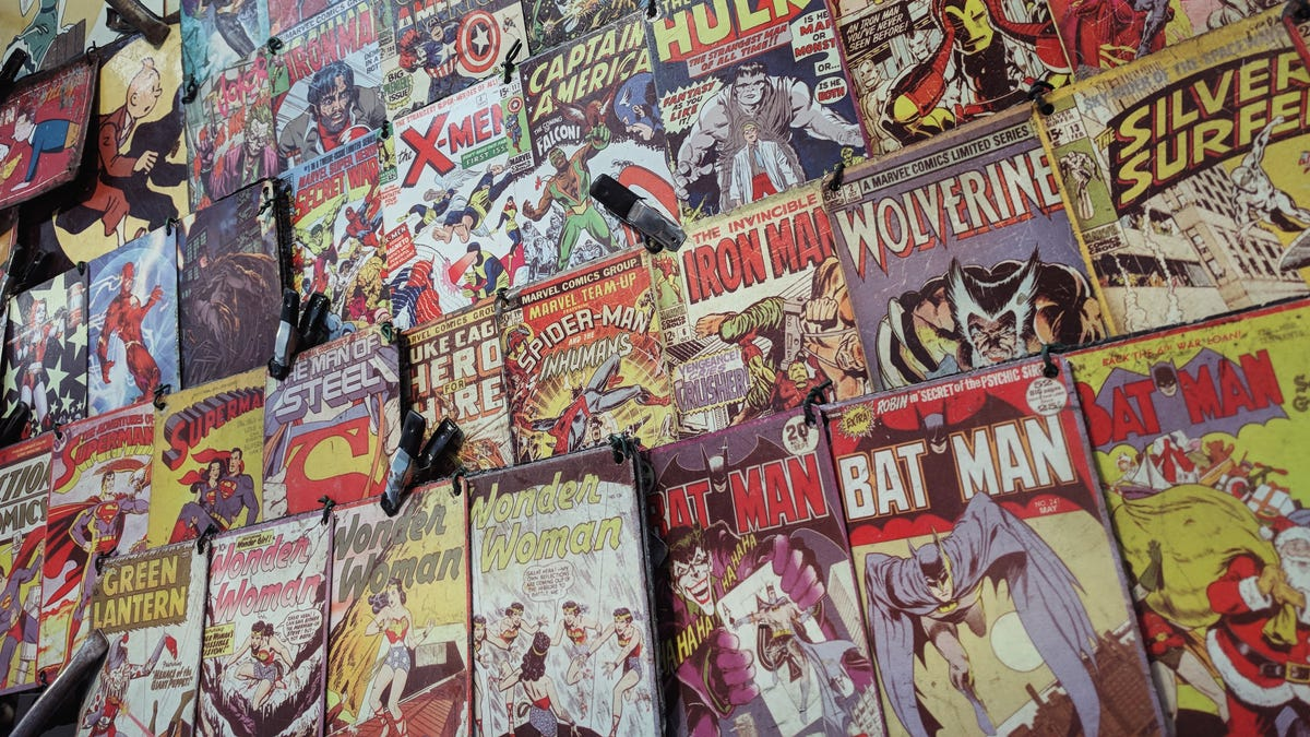 Marvel is Offering Access To a Bunch of Comics For Free