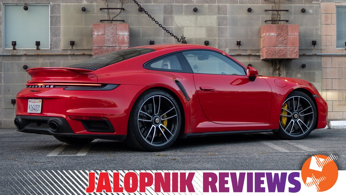 2021 Porsche 911 Turbo S: The Jalopnik Review