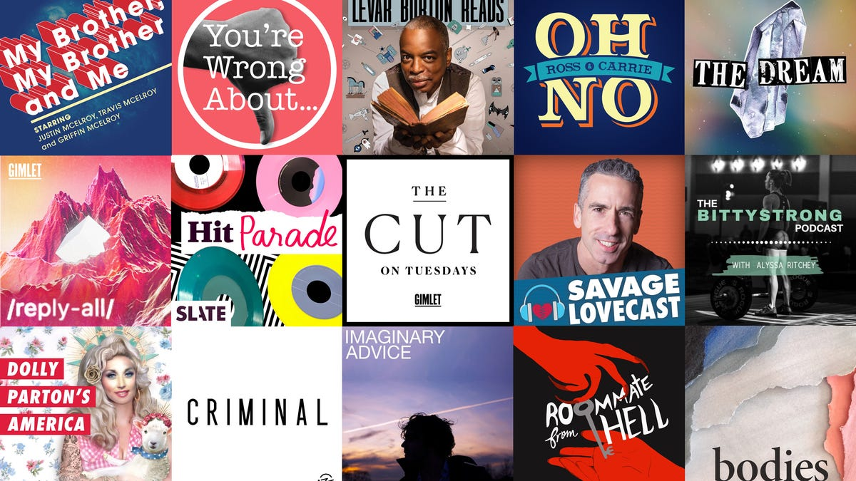 The Best Podcast Episodes of 2019