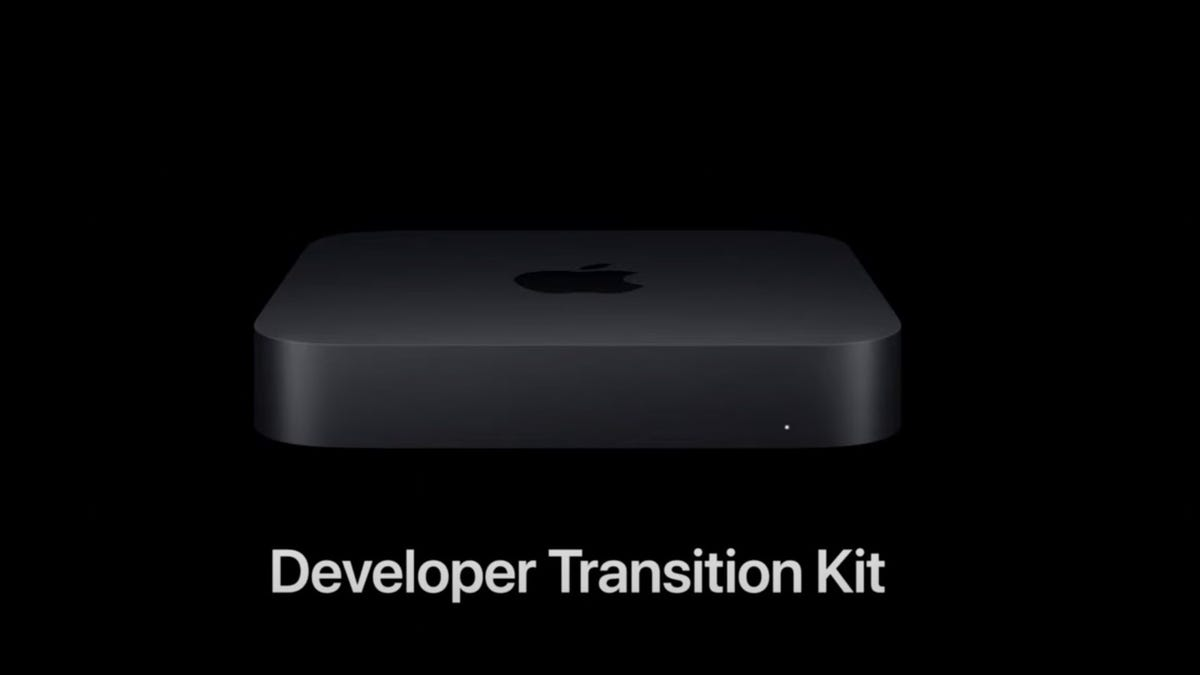 A Wild Apple ARM Benchmark Appears