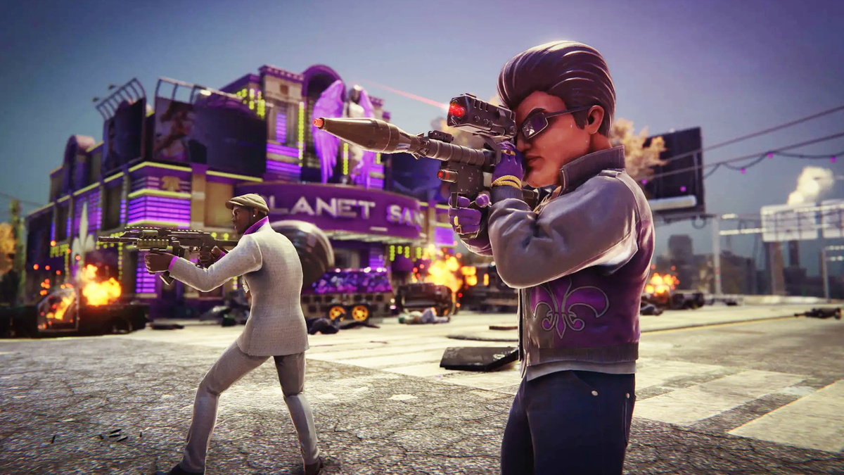 Saints Row: The Third Remastered Looks Nice But Feels Old In 2020 - Kotaku