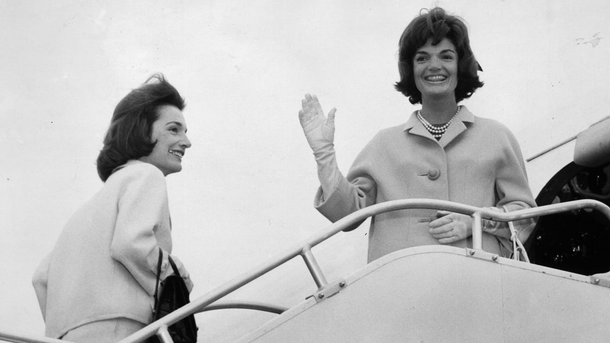 You Can Buy a Bio of Jackie Kennedy–With Her Sister's Salty Annotations
