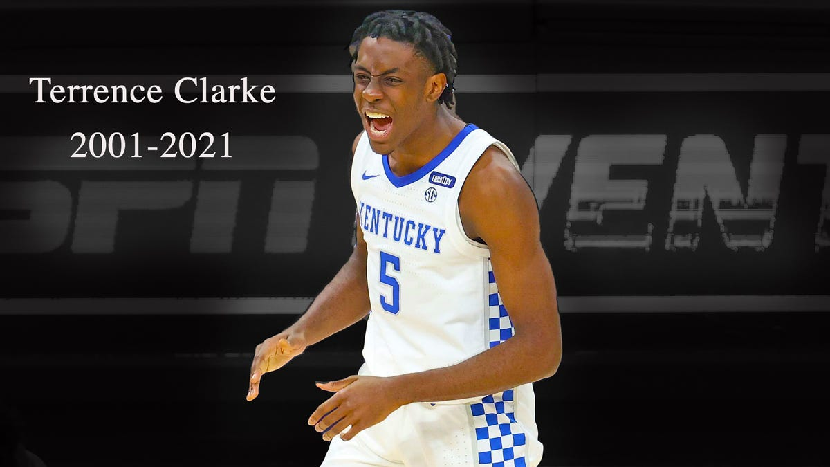 Kentucky freshman Terrence Clarke killed in car crash