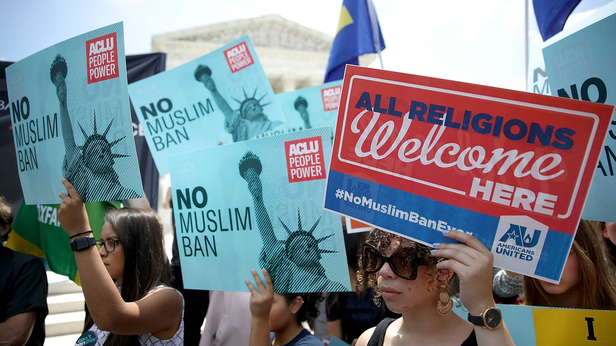 U.S. Department of State Official Reveals Trump's Muslim Ban Has Denied Over 30,000 People Entry Into the United States