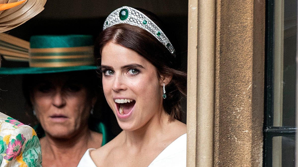 Princess Eugenie Still Mad at Meghan Markle for Upstaging Her Wedding