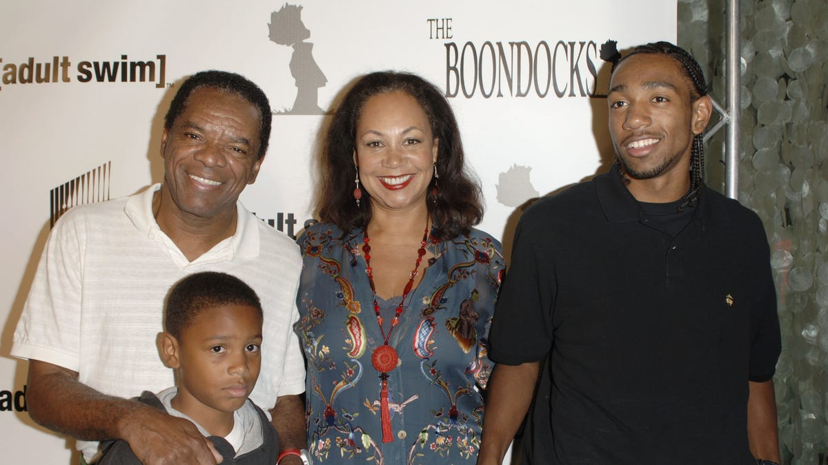 John Witherspoon Almost Turned Down the Role of 'Grandad' on The Boondocks. His Son